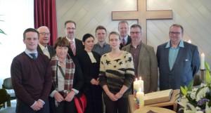 Einfuehrungs- und Verabschiedungsgottesdienst Presbyterium 13.03.2016