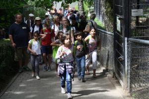 Evang. Kirche Urmitz-Mülheim organisiert Zoo-Besuch für Kinder