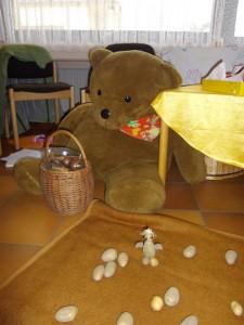 Der Bär  und der Kartoffelzwerg