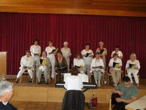 Liederpotpouri aus 10 Jahre Singkreis